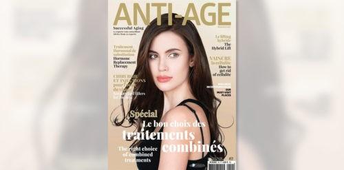 Magazine Anti-Age numéro 29 - Médecine esthétique | Dr Chouquet